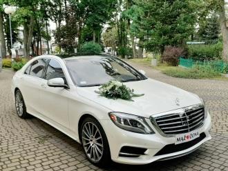 Auta do Ślubu Mega Oferta od 449zł Mercedes S Ford Mustang Bmw 7 🚘🔥,  Łódź