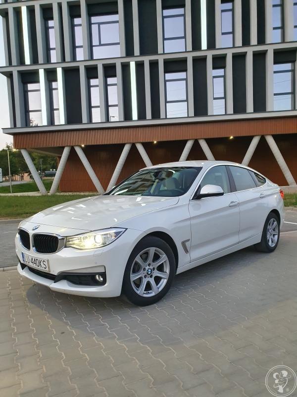 Samochód do ślubu, auto do ślubu  BMW GT 3, Lublin - zdjęcie 1