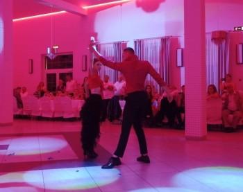 Pokazy taneczne na weselu, Pokaz tańca na weselu Bielsko-Biała