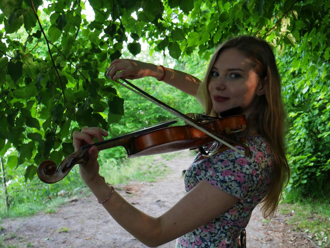 Karolina Wesołowska - oprawa muzyczna skrzypce i wokal (+ gitara), Gdańsk - zdjęcie 1