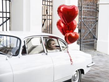 BALONY Z HELEM, dostawa balonów - Sklep SZALONY,, Balony, bańki mydlane Brusy