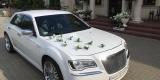 Boss Limuzyny | Auto do Ślubu Chrysler 300c 22-calowe felgi | JEDYNY, Łódź - zdjęcie 3
