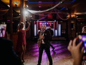Saksofon / saksofonista / Sax / DJ na ślub, urodziny, event, wesele.,  Orzesze