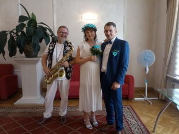 DJ PIOTR ,, BRÓDKA'', DJ na wesele Kamieńsk