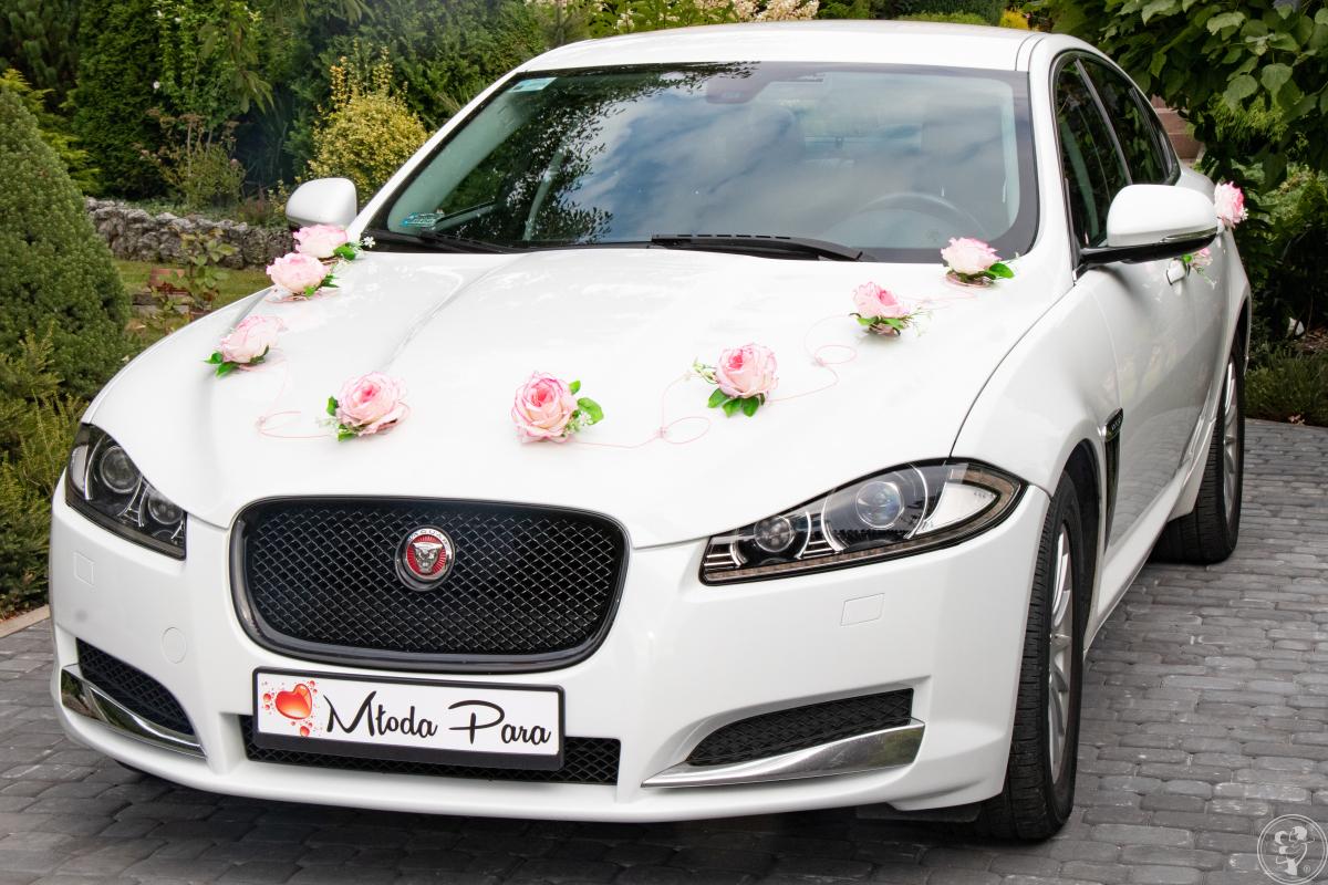 Jaguar do ślubu, samochód do ślubu, na wesele / Wolne terminy, Kraków - zdjęcie 1