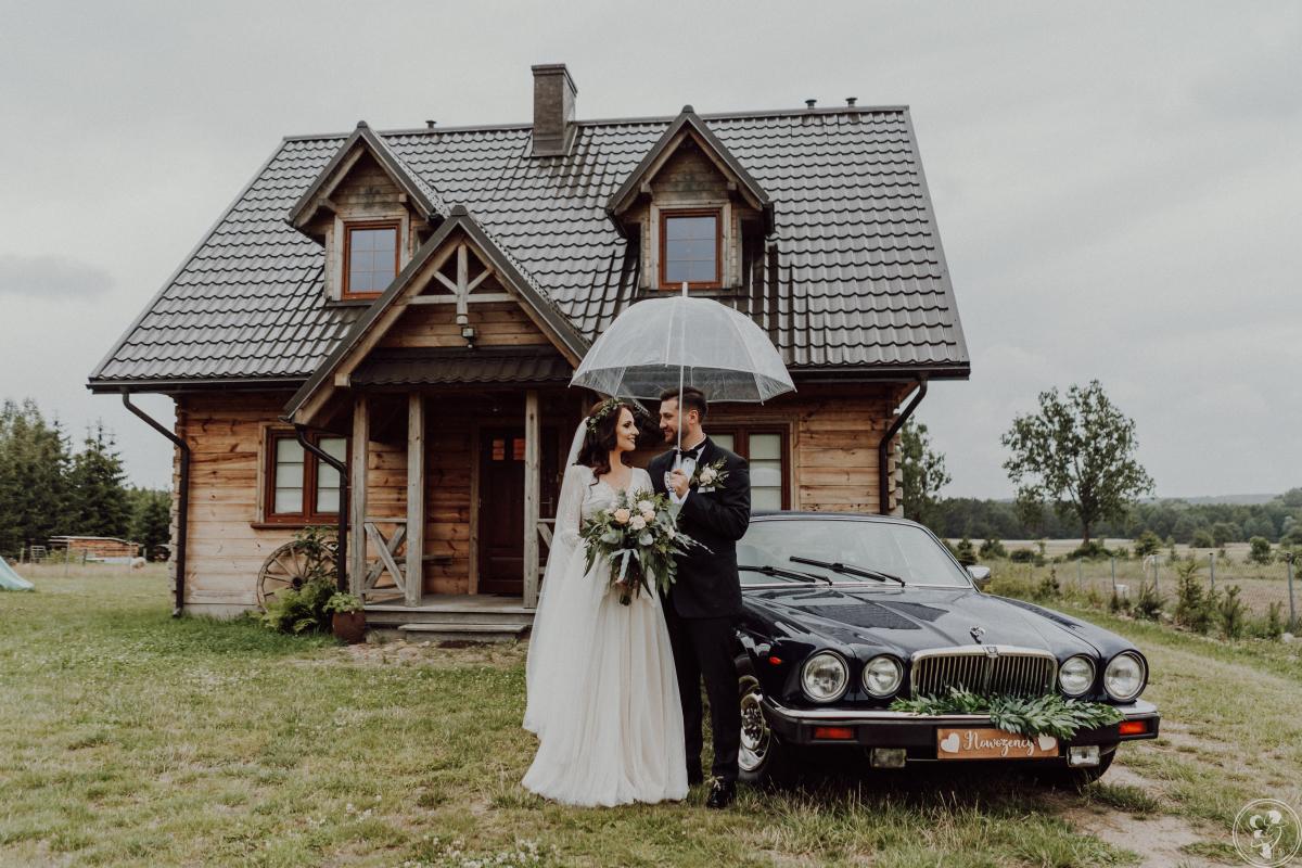 Jaguar XJ12 do ślubu, sesji, Warszawa - zdjęcie 1