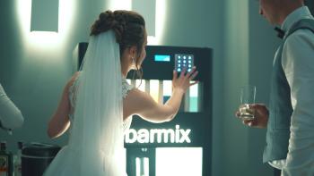 Automatyczny Barman - Drink Bar na wesele, Barman na wesele Sztum