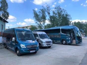 Wynajem busów, autobusów, autokarów - przewóz osób, Wynajem busów Tarnogród