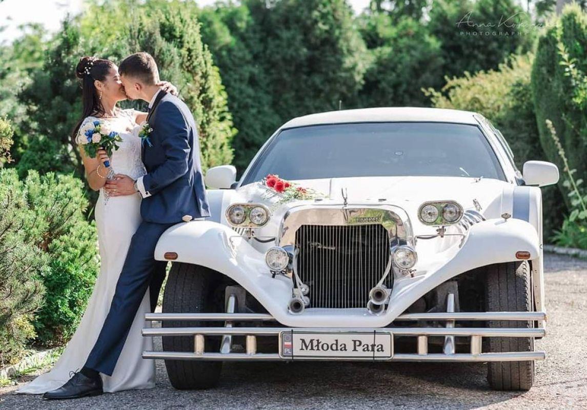 Projekt Love- wyjątkowe samochody ślubne, Wadowice - zdjęcie 1
