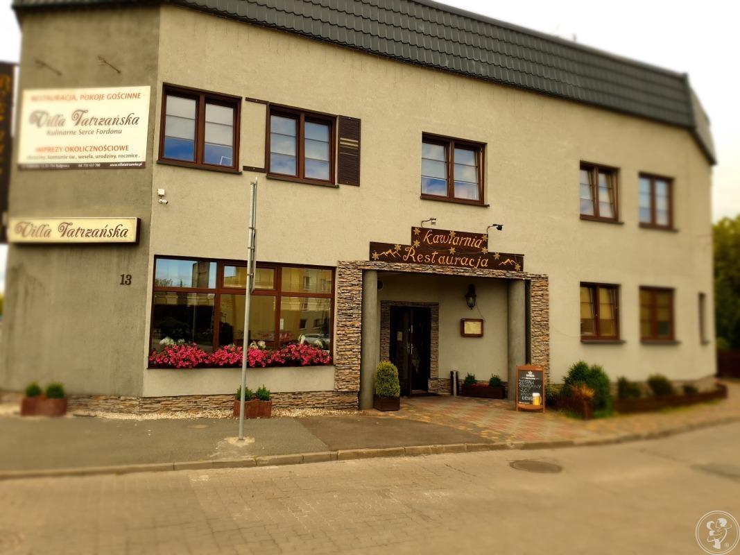 Restauracja Villa Tatrzańska, Bydgoszcz - zdjęcie 1