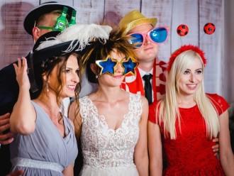 Prawdopodobnie najlepsza jakość w Polsce GRATIS Księga gości 4h za 3h, Fotobudka, videobudka na wesele Łapy