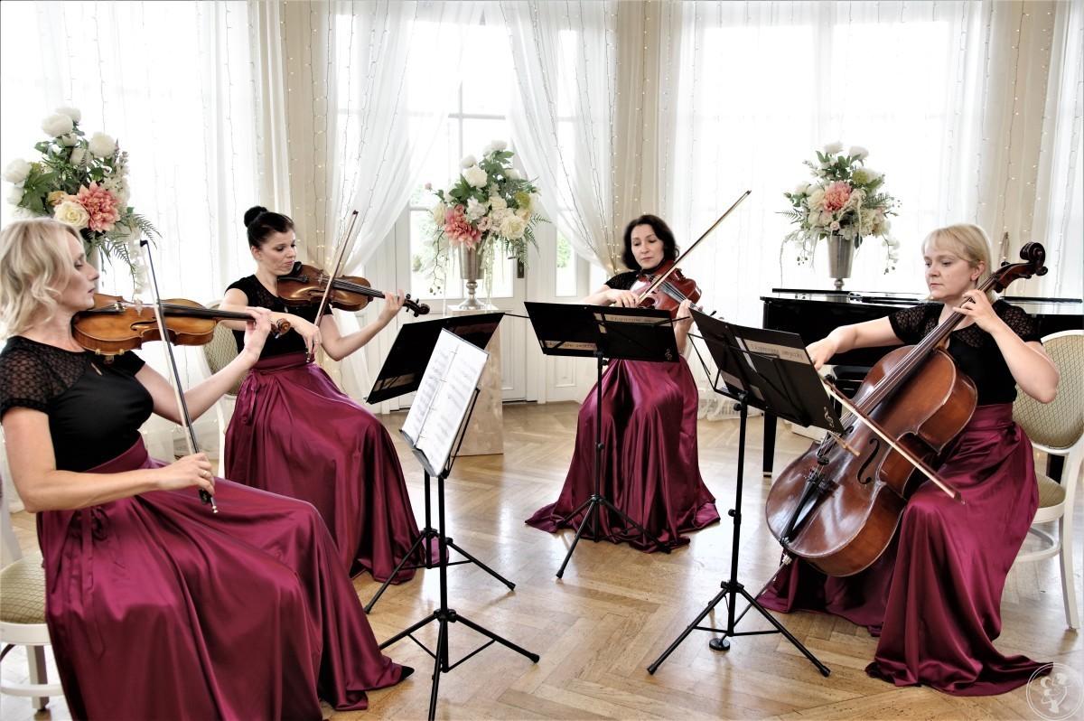 ekspresyjne smyczki - profesjonalna oprawa muzyczna- kwartet smyczkowy, Poznań - zdjęcie 1
