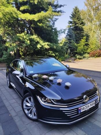 Auto do ślubu | Arteon | elegancja | ekstrawagancja | komfort, Samochód, auto do ślubu, limuzyna Strumień