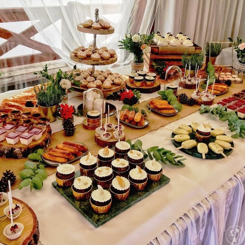 Gustawek na Słodko - Wspaniałe słodkości na Twoim weselu, Banino - zdjęcie 1
