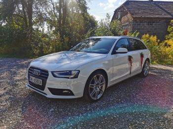 Audi a4 lift, Samochód, auto do ślubu, limuzyna Dąbrowa Tarnowska