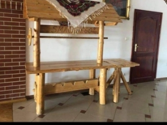 Stół wiejski,  Dobczyce