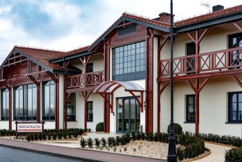 Butikowy Pensjonat Odyseja***** - Luxury Pension & Restaurant, Sale weselne Gniewkowo