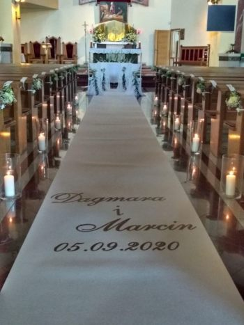 Dekoracyjne Inspiracje, Dekoracje ślubne Częstochowa