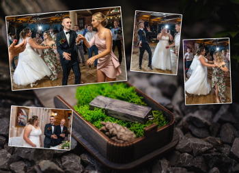 FOTO-ALIK Usługi Foto - Wideo, Kamerzysta na wesele Krasnobród