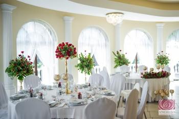 Restauracja - Hotel Korona, Sale weselne Żory