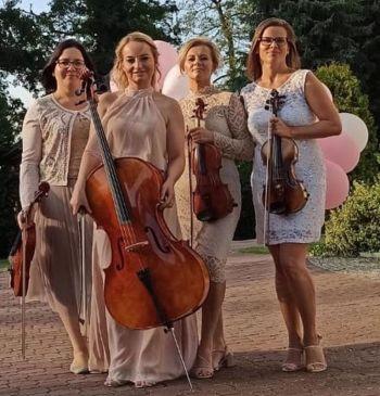 kwartet smyczkowy, Oprawa muzyczna ślubu Lublin
