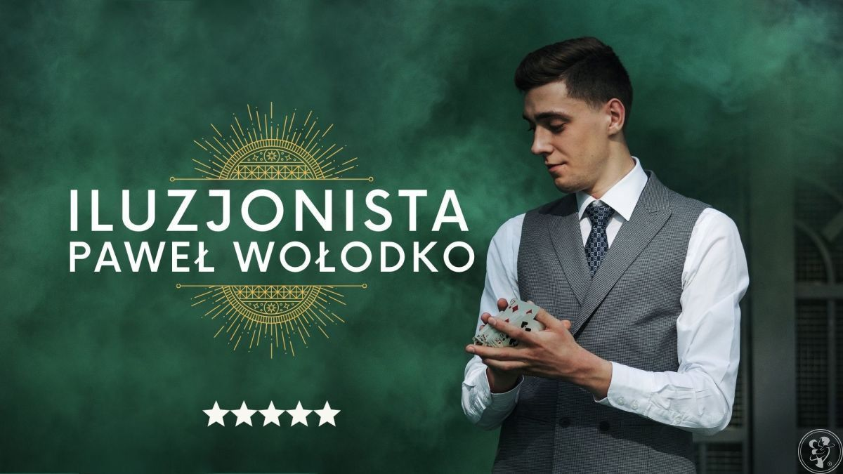 Iluzjonista Paweł Wołodko - Komediowy POKAZ MAGII na WESELE!, Kraków - zdjęcie 1