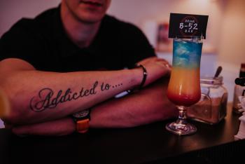 B-52 Drink Bar - Barman na wesele - Weselny Drink Bar, Barman na wesele Augustów