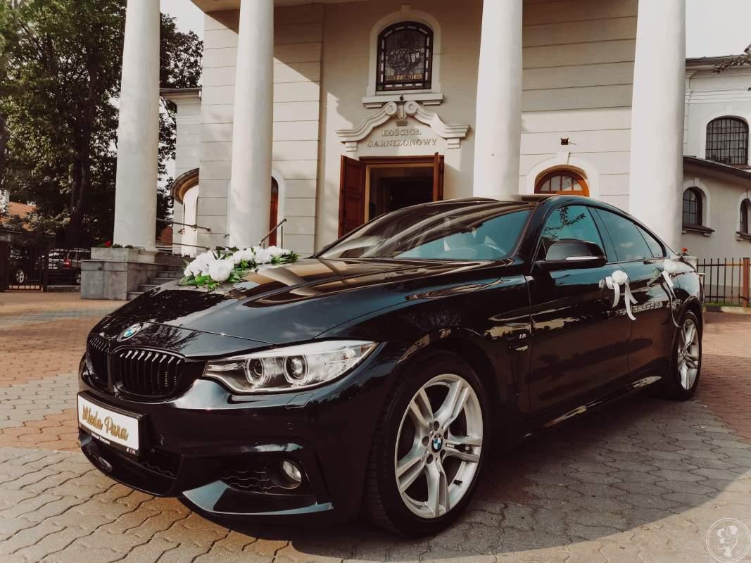 Piękne BMW 4 Gran Cupe do ŚLUBU!, Inowrocław - zdjęcie 1