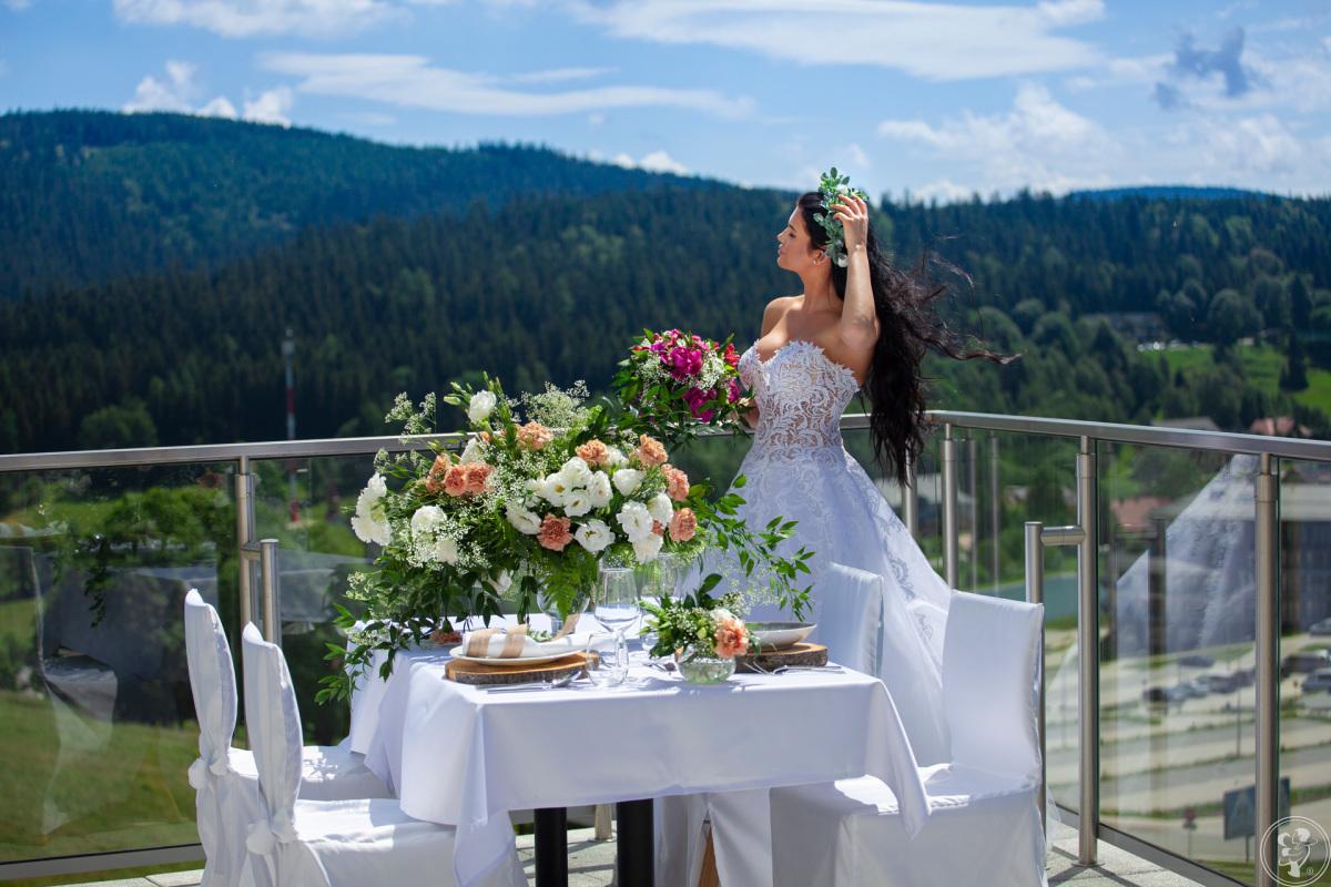 Czarna Góra Resort - magiczne wesele w sercu Sudetów, Biała Woda - zdjęcie 1