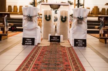 Bukiet ślubny, wianki, butonierki w klimacie rustykalnym, Kwiaciarnia, bukiety ślubne Gryfów Śląski