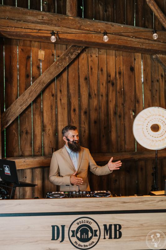 DJ MB Wodzirej Dj na Wesele Nowocześnie Stylowo Glamour Retro, Tychy - zdjęcie 1