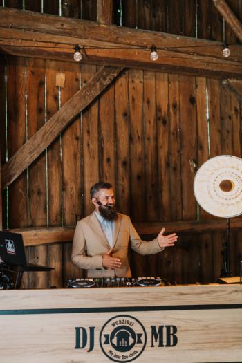 DJ MB Wodzirej Dj na Wesele Nowocześnie Stylowo Glamour Retro, DJ na wesele Tychy