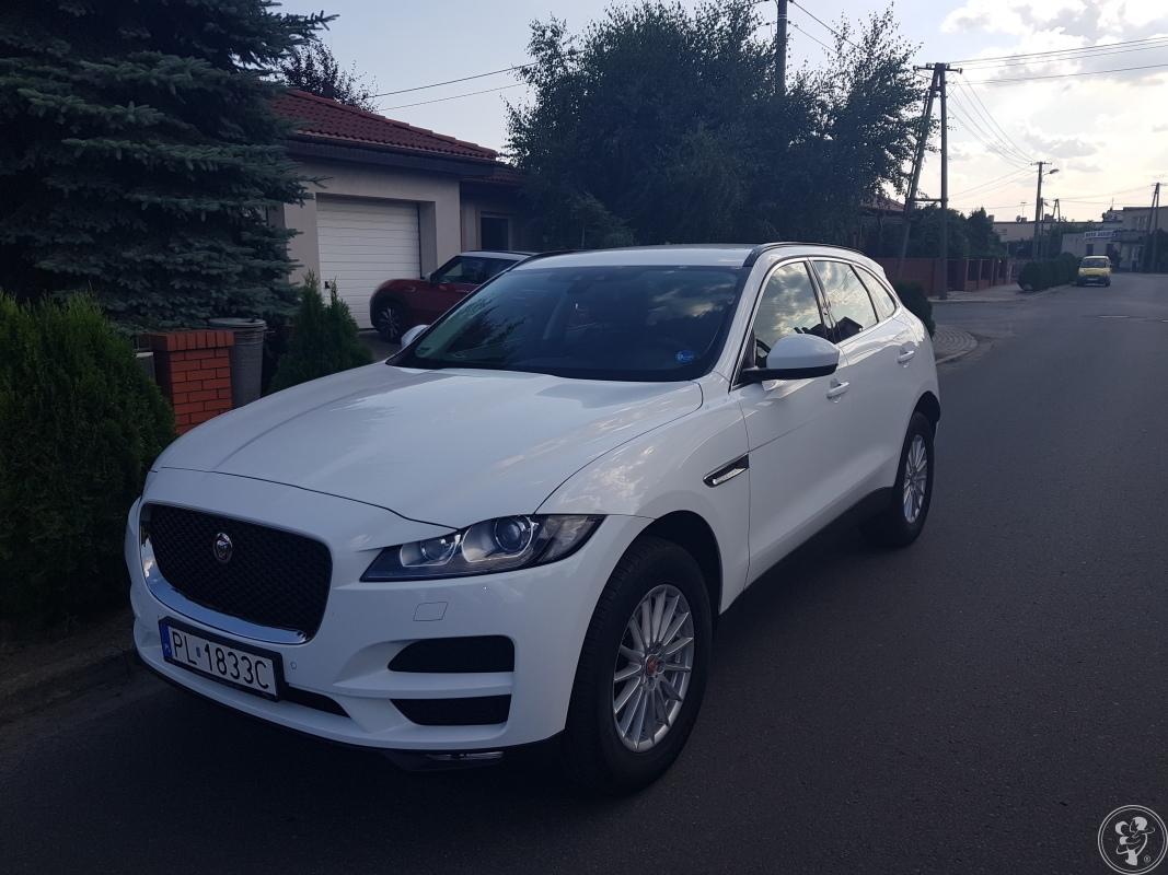 Jaguar F-Pace Biały, Leszno - zdjęcie 1