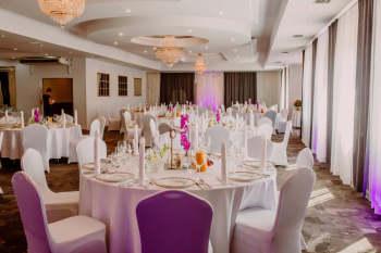 Hotel  & Restauracja Atena, Sala Weselna, Sale weselne Kołaczyce