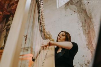 Harfa na ślub, Oprawa muzyczna ślubu Ogrodzieniec