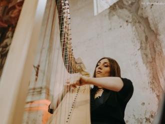 Harfa na ślub,  Katowice