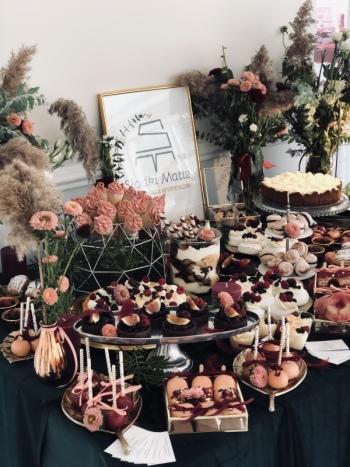 Słodki Matie - słodki stół na Twoje wesele, słodki bufet, tort weselny, Słodki kącik na weselu Ruda Śląska