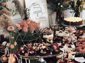 Słodki Matie - słodki stół na Twoje wesele, słodki bufet, tort weselny,  Bielsko Biała