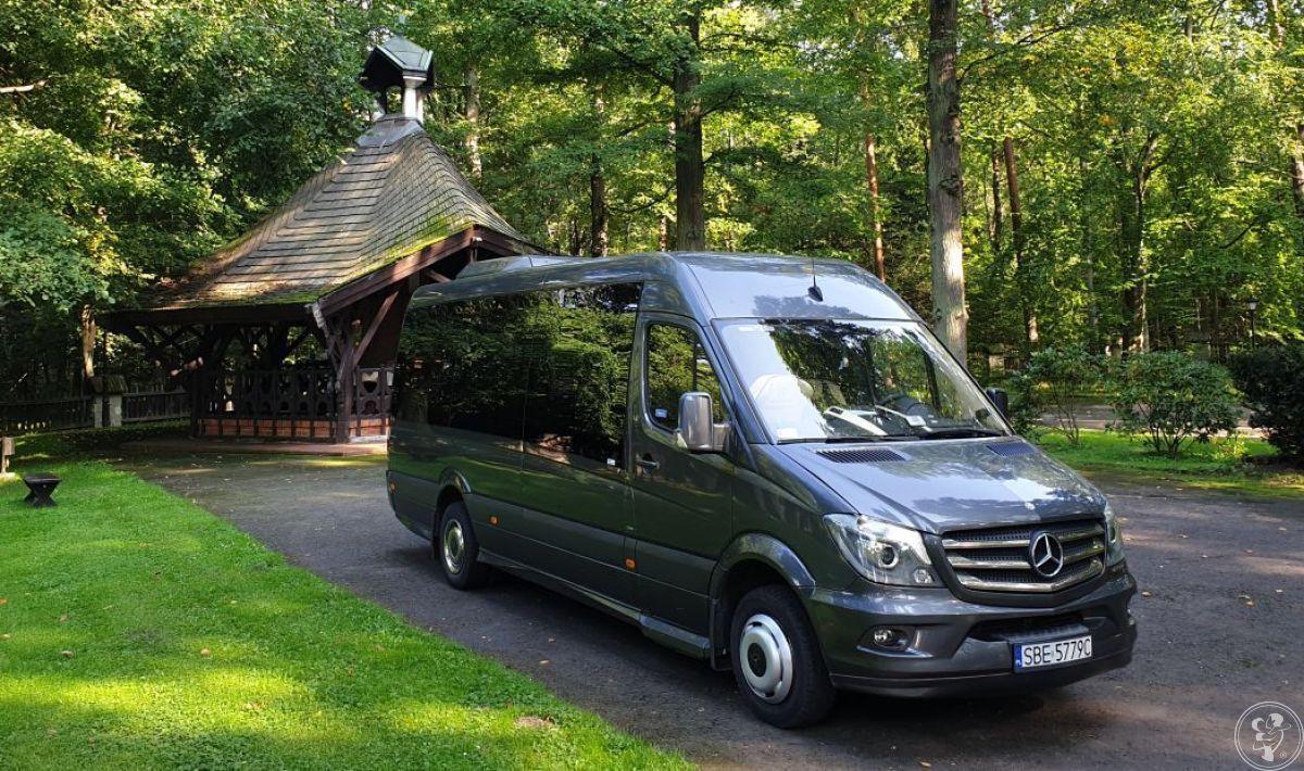 Przewóz gości weselnych, wynajem busów i autokarów z kierowcami., Będzin - zdjęcie 1