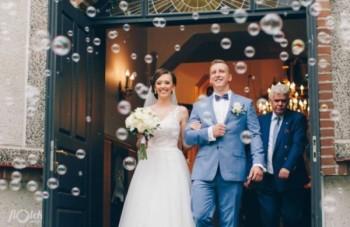 Bańki mydlane podczas Twojego ślubu!, Balony, bańki mydlane Łaskarzew