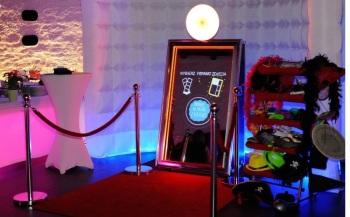 Magiczne FotoLustro Selfie Mirror WOLNE TERMINY 2020, Fotobudka, videobudka na wesele Mszana Dolna