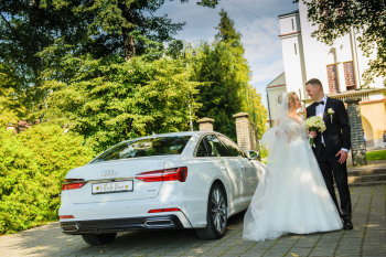 Audi A6 S-line Quattro 2019 *JEDYNE NA PODKARPACIU*, Samochód, auto do ślubu, limuzyna Brzozów