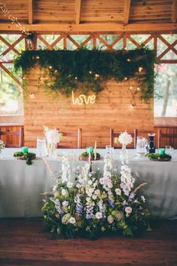 BlueBotanics dekoracje, Dekoracje ślubne Wiązów