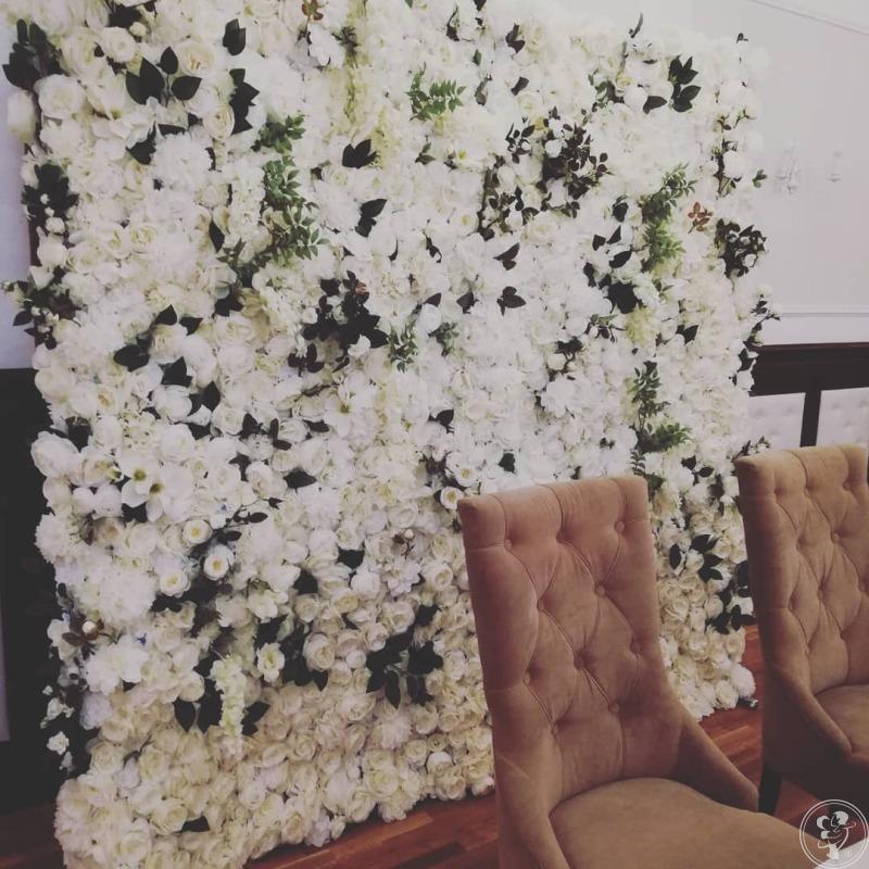 Ścianki kwiatowe - FlowerDesign, Tarnów - zdjęcie 1