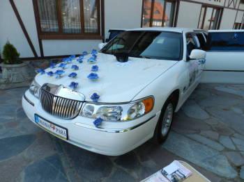Wynajem Limuzyn Do Ślubu Jedyna 6 Drzwi Limuz Na różne Okoliczności ., Samochód, auto do ślubu, limuzyna Szczytno