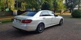 Biały Kamelon z certyfikatem. Mercedes auto samochód do ślubu od 400zł, Łódź - zdjęcie 4