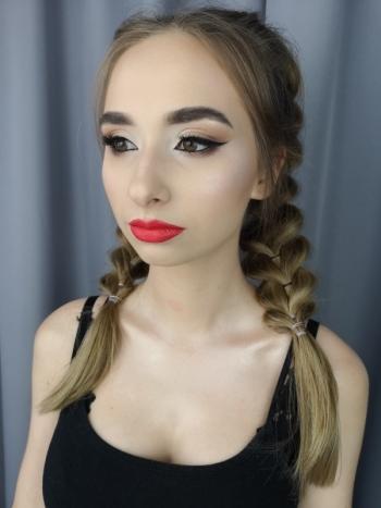 Brygida Marut Makeup, Makijaż ślubny, uroda Jasło