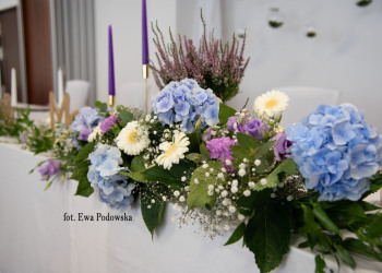 Organizujemy & Dekorujemy & Fotografujemy & Wynajmujemy, Dekoracje ślubne Barczewo