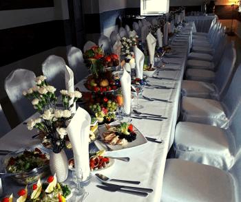 Hotel i Restauracja Gromada ***, Sale weselne Lipsko