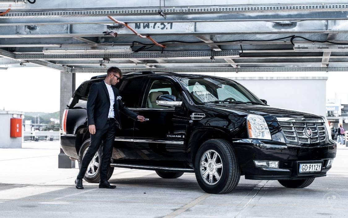 Mestenza: Cadillac Escalade, wyjątkowy amerykański SUV idealny na ślub, Gdańsk - zdjęcie 1
